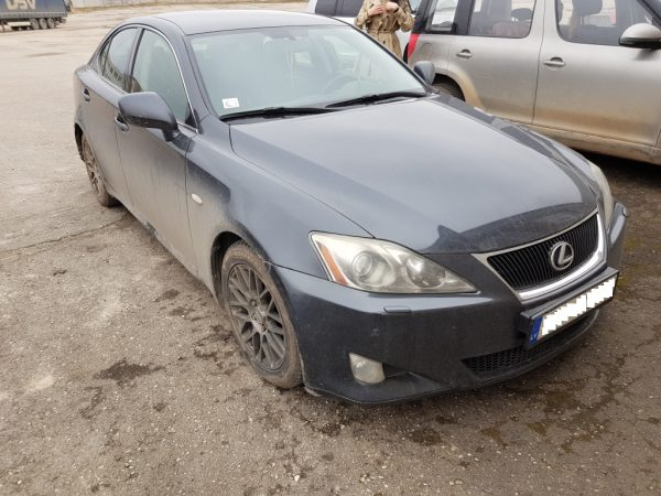 LEXUS IS 250 2006. gads