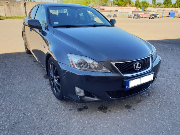 LEXUS IS 250 2006. gads 7