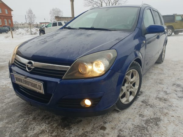 OPEL ASTRA H STATION WAGON 2007 1